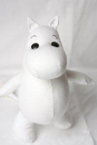 Handmade Moomin doll
