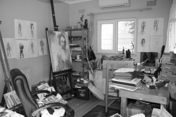The creative clutter has taken over