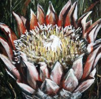 The King Protea by Jodi Hugo